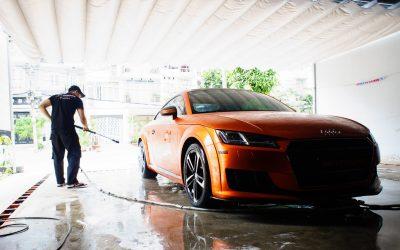 5 tiêu chí đánh giá trung tâm rửa xe ô tô cao cấp