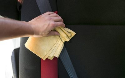 Mẹo vệ sinh đai an toàn xe ô tô vô cùng hiệu quả