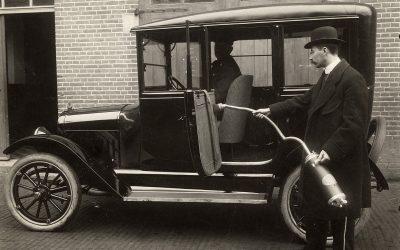 Lịch sử hình thành ngành chăm sóc xe Detailing