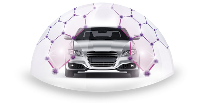 Giải pháp bảo vệ bề mặt sơn xe
