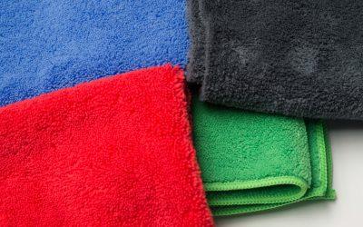 Tổng hợp kiến thức cần biết về khăn Microfiber Detailing