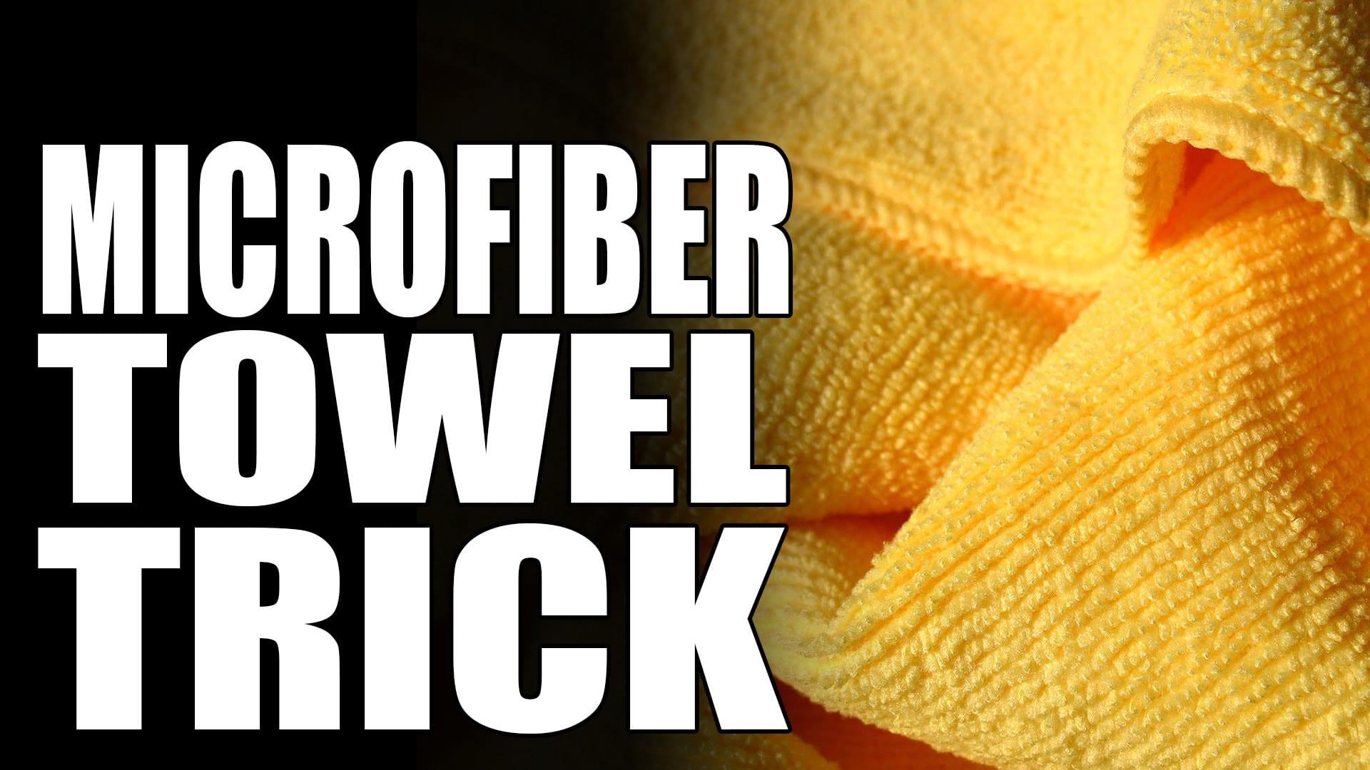 khăn microfiber chăm sóc xe