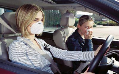 Các giải pháp khử mùi nội thất ô tô hiệu quả