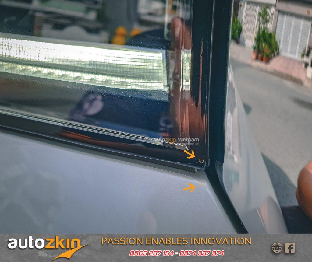 dán film ppf ô tô tại tphcm