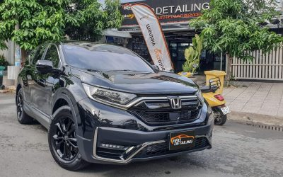 Phủ ceramic Honda CRV tại quận 7 TPHCM – Bro Detailing
